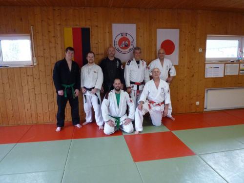 Seminar Allmendingen Yaku Kobu Jitsu 2017