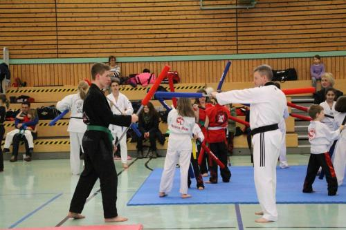 Seminar Black Belt Worms Februar 2017