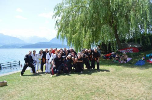 Seminar am Thunersee Juli 2017