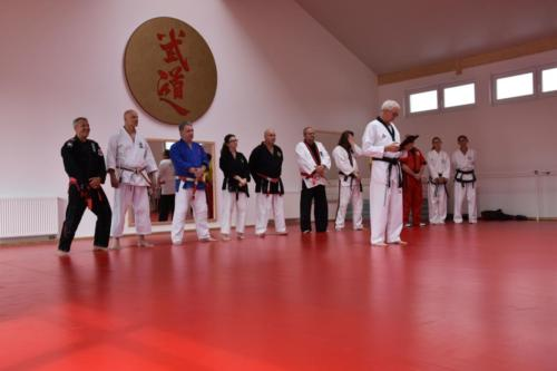Seminar Black Belt Worms Mai 2018