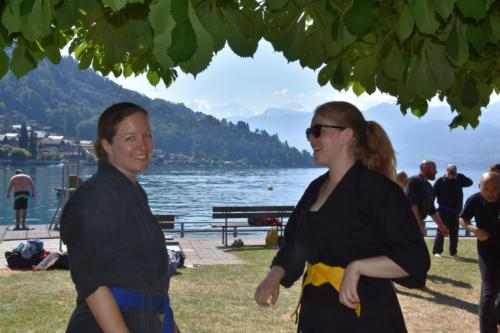 Seminar am Thunersee Juni 2018